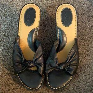 boc Shoes - b.o.c wedge sandals